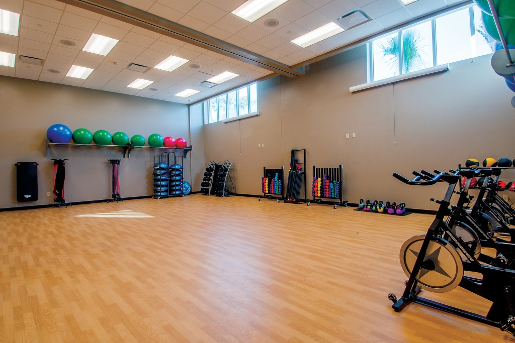 Adult Exercise Room J-Peg