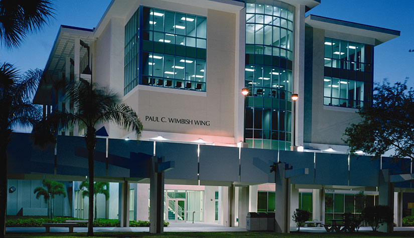 Florida Atlantic University Wimberly Library Expansion
