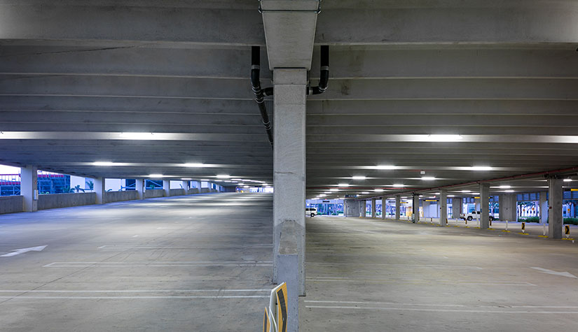 Florida Atlantic University Parking Garage Iii Kaufman