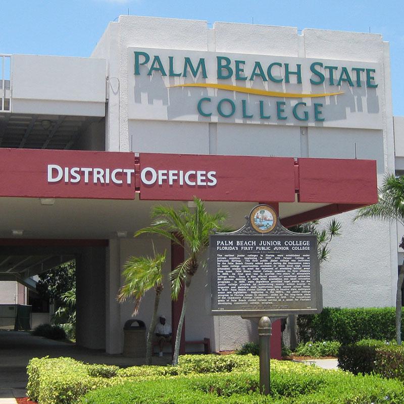 Palm Beach State College Housing