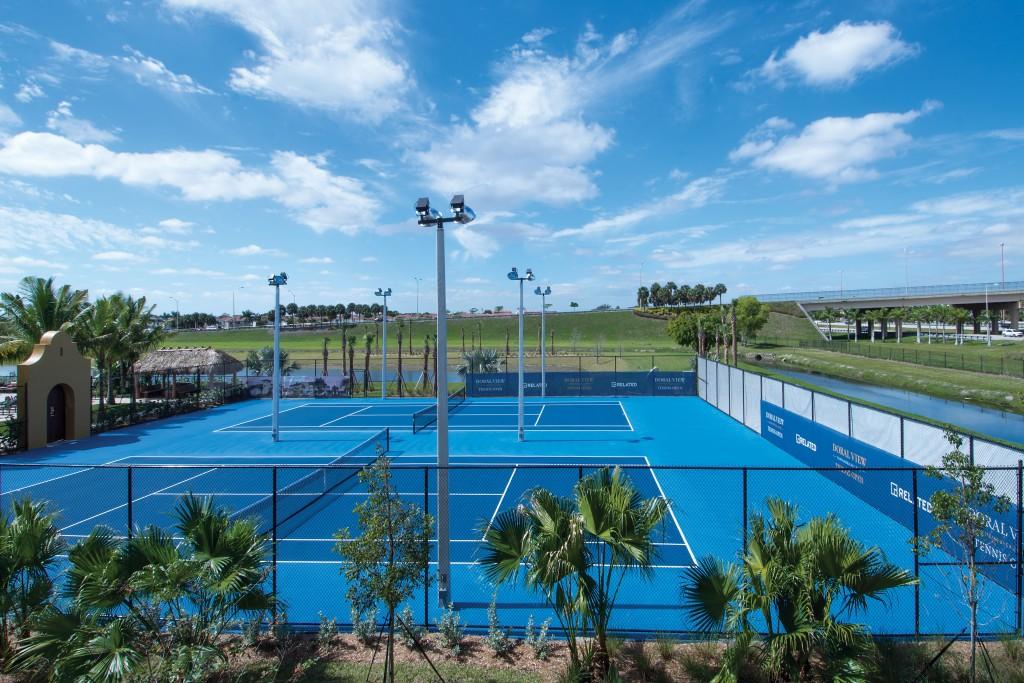 Tennis Court J-Peg