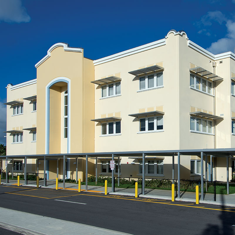 Fort Lauderdale High School Kaufman Lynn Construction