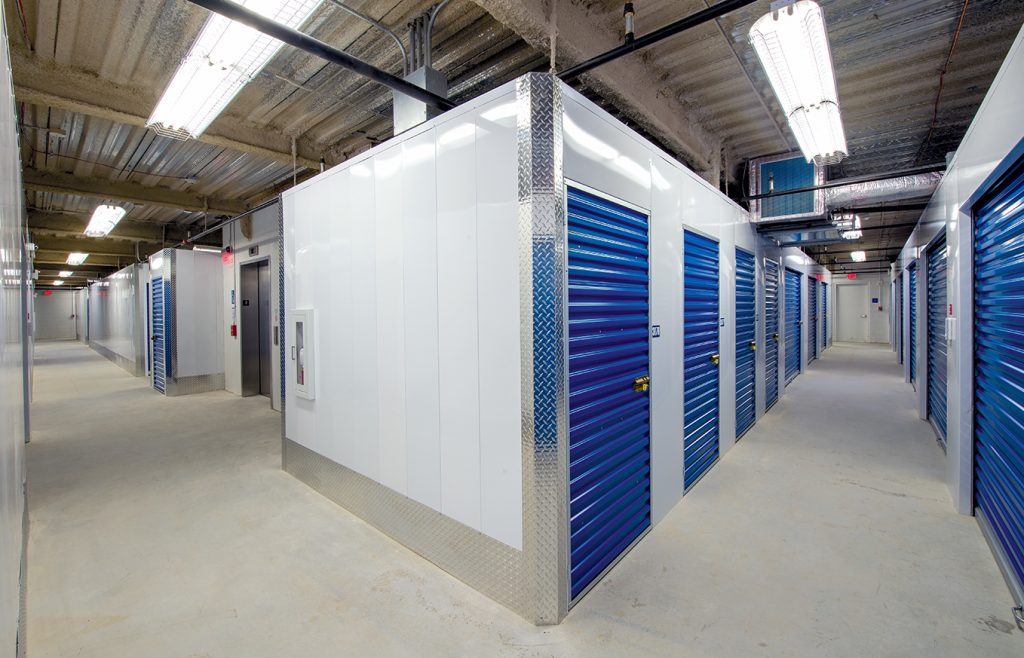 Storage Area Web