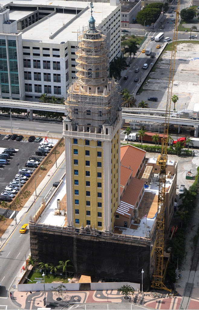 Miami Dade College Freedom Tower Kaufman Lynn Construction