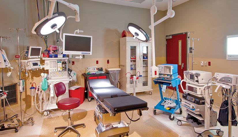 New Port Richey Surgery Center At Trinity Kaufman Lynn