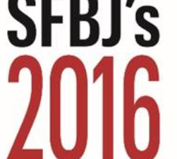 SFBJ Fastest Growing Business Award