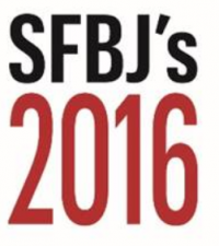 SFBJ Fastest Growing Business Award