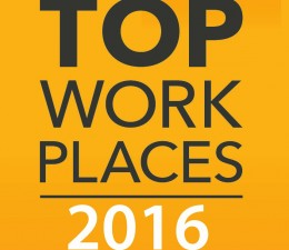 Sun Sentinel Top Work Places 2016