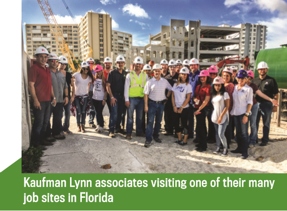 Kaufman Lynn has received the award of 2016 Winner of Florida Trend Best Companies to work for in Florida