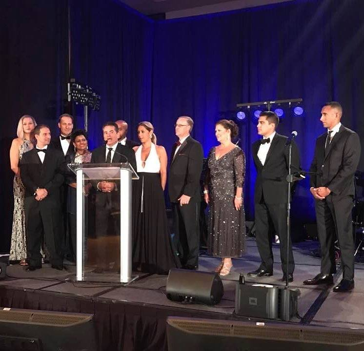 Kaufman Lynn Construction Receives George Long Prism Award At Boca Raton Mayors Ball