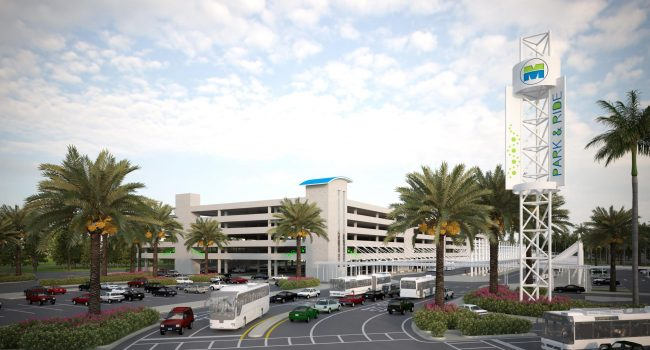 FDOT awards $56M contract for Miami-Dade transit facility